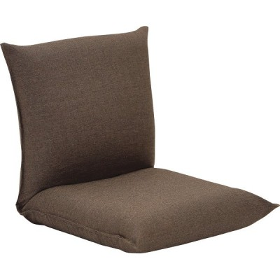産学連携 コンパクト座椅子 ブラウン コンパクト2 BR