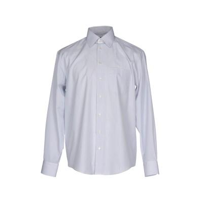 マエストラミ MAESTRAMI シャツ ホワイト 40 コットン 100% シャツ