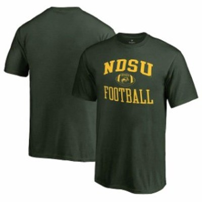 Fanatics Branded ファナティクス ブランド スポーツ用品  Fanatics Branded NDSU Bison Youth Green Neutral Zone T-S