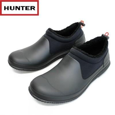 HUNTER メンズ 靴 ORIGINAL SHERPA SHOE mff9111nre: 国内正規品/シューズ/ハンター