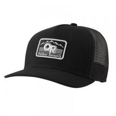 OR【送料無料】アウトドアリサーチ 帽子・防寒・エプロン アドヴォケイト トラッカー キャップ  フリー  ブラック