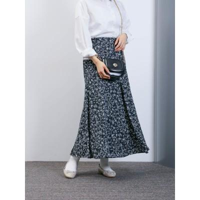 綺麗フレアスカート(パターン)