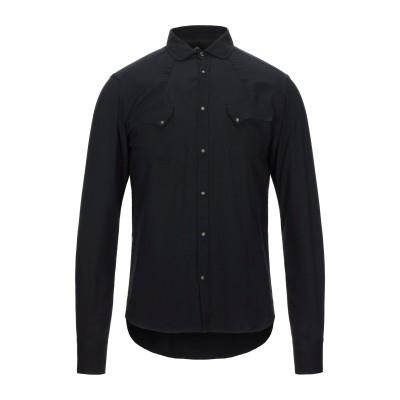 LIBERTY ROSE シャツ ブラック 39 レーヨン 100% シャツ