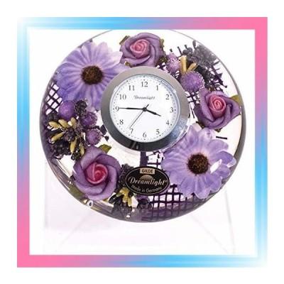 ファッションフラワー Dreamlight ドリームクロックUFOミニ 時計