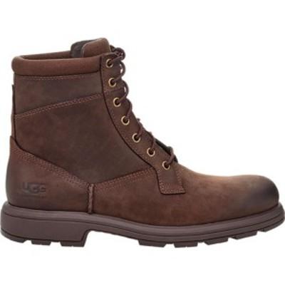 アグ メンズ ブーツ&レインブーツ シューズ Biltmore Waterproof Boot Stout Full Grain Leather