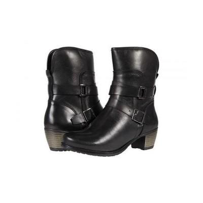Eric Michael エリックマイケル レディース 女性用 シューズ 靴 ブーツ ミッドカフ Melina - Black