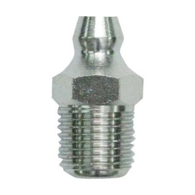 トラスコ中山(TRUSCO) TRUSCO まとめ買い グリスニップル A型 1/8 Rネジ 50個入 TGNA-R1/8-50 478-9466(直送品)