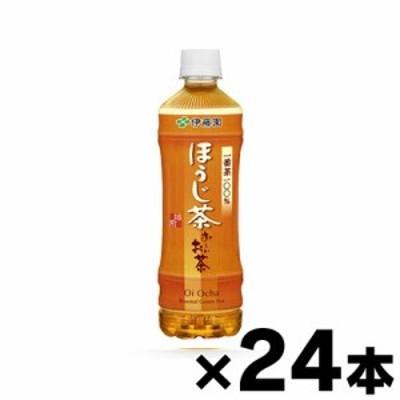 伊藤園 おーいお茶 ほうじ茶 525mL×24本(ケース)4901085198414