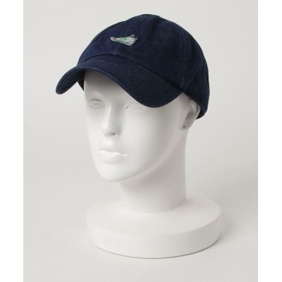 OVERRIDE / 【CONVERSE】CN PRO LEATHER HI C.T LOW CAP / 【コンバース】 コットン ツイル ロウ キャップ オーバーライド MEN 帽子 > キャップ
