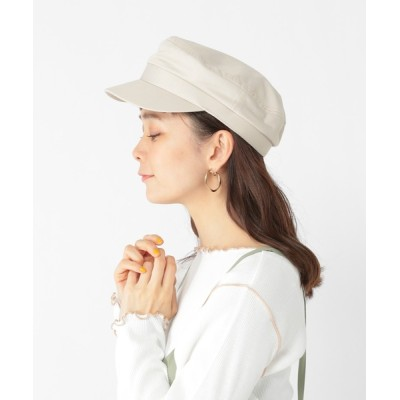 studio CLIP / 万能マリンキャスケット WOMEN 帽子 > キャスケット
