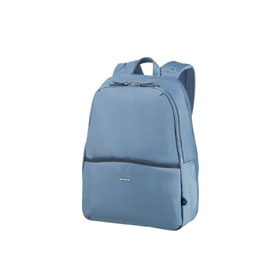 "SAMSONITE Backpack 14.1"" (Moonlight Blue/Dark Navy) -NEFTI? Casual Daypack, 44 cm, Blue 並行輸入品"