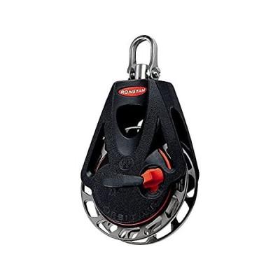 海外より出荷【並行輸入品】Ronstan Series 55 Ratchet Orbit Block & 153; - Single - Swivel Head - Auto