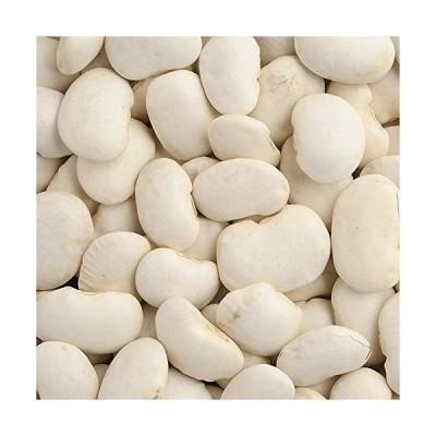 白花豆 (白いんげん) - 北海道産 国産 あっさり味。煮豆の女王様 (30kg業務用)