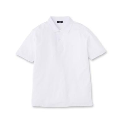 WORLD ONLINE STORE SELECT / アンビルト「B」ロゴポロシャツ MEN トップス > ポロシャツ