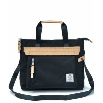 UNBY GENERAL GOODS STORE / AS2OV (アッソブ)  HI DENSITY 2WAY TOTE MEN バッグ > トートバッグ