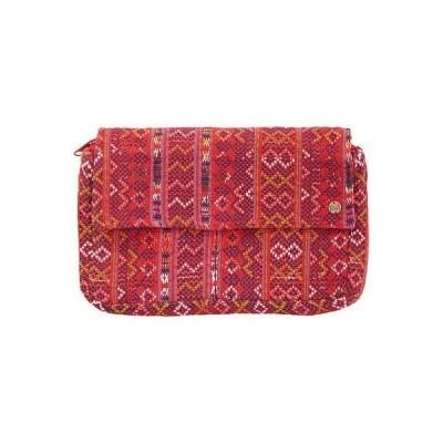 ビラボン ハンドバッグ 財布 Billabong - Billabong レディース Wallet - ラブズtruck Moon - Fuchsia ピンク ワンサイズ