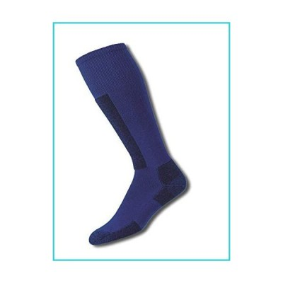 ThorlosウルトラシンクッションカスタムフィットSki Sock US サイズ: L カラー: ブルー【並行輸入品】