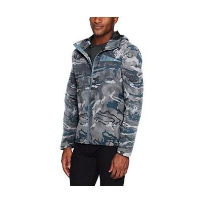 Under Armour Outerwear Men's Surge 2.5l Shell Hoodie, Bass Blue/Bass Blue,