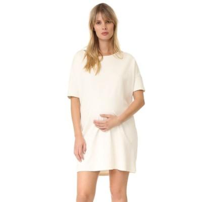ハッチ HATCH レディース ワンピース ワンピース・ドレス The Afternoon Dress Ivory