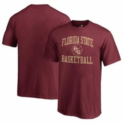 Fanatics Branded ファナティクス ブランド スポーツ用品  Fanatics Branded Florida State Seminoles Youth Garnet In Bounds T-Shirt