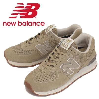 new balance (ニューバランス) ML574 ESF スニーカー HEMP NB610