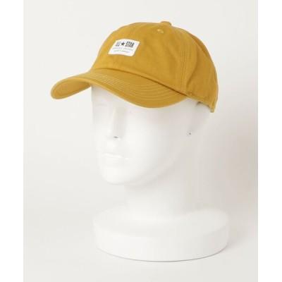LB/S / 【CONVERSE/コンバース】ラベルローキャップ WOMEN 帽子 > キャップ