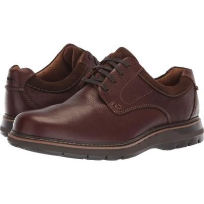 クラークス Clarks メンズ 革靴・ビジネスシューズ シューズ・靴 Un Ramble Lo Mahogany Leather