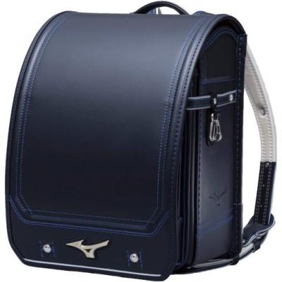 ミズノ クラリーノランドセル(野球モデル)[ジュニア] 91ブラック×ブルー 子ども靴&グッズ K3JR9012