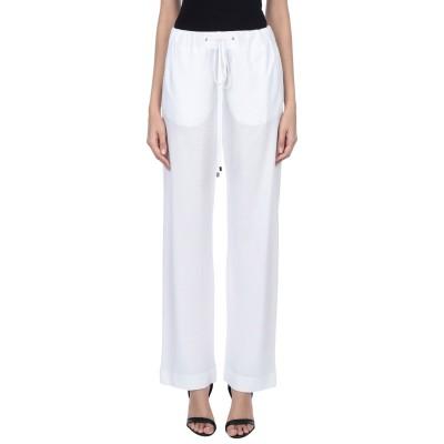 ランベルト・ロザーニ LAMBERTO LOSANI パンツ ホワイト XL コットン 100% パンツ