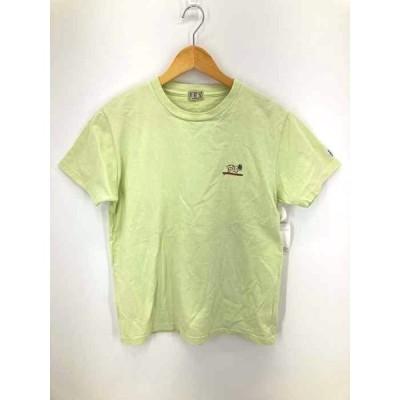 テス TES ブルドッグ H/S クルーネックTシャツ メンズ JPN:M 中古 201208