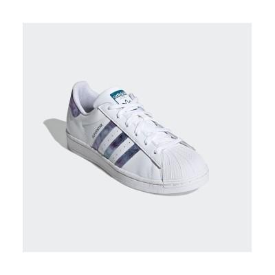 【アディダス】 SUPERSTAR W ユニセックス ホワイト 22.0cm adidas