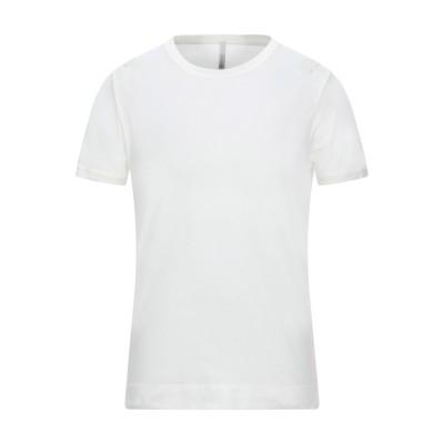 BELLWOOD T シャツ アイボリー 46 コットン 100% T シャツ