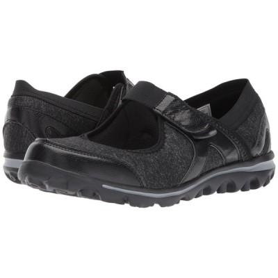 プロペット Propet レディース シューズ・靴 Onalee Grey/Black