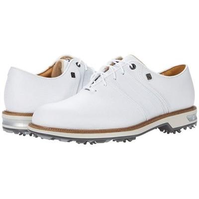 フットジョイ DryJoys Premiere メンズ スニーカー 靴 シューズ White