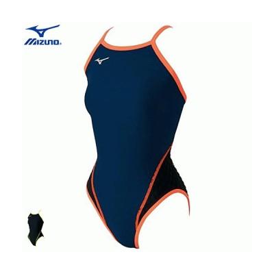MIZUNO ミズノ 水着 スイムウェア 競泳 練習用 エクサースーツ WD レディース 女性用 N2MA7776 返品・交換不可