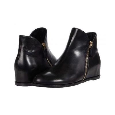 Stuart Weitzman スチュアートワイツマン レディース 女性用 シューズ 靴 ブーツ アンクル ショートブーツ Rashia - Black