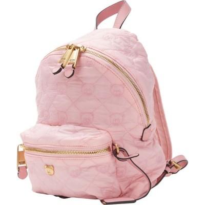 モスキーノ MOSCHINO レディース バックパック・リュック バッグ backpack & fanny pack Pink