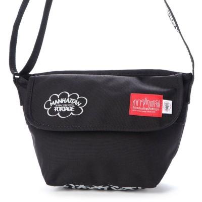 マンハッタンポーテージ Manhattan Portage Manhattan Portage × Eric Haze Casual Messenger Bag (Black)
