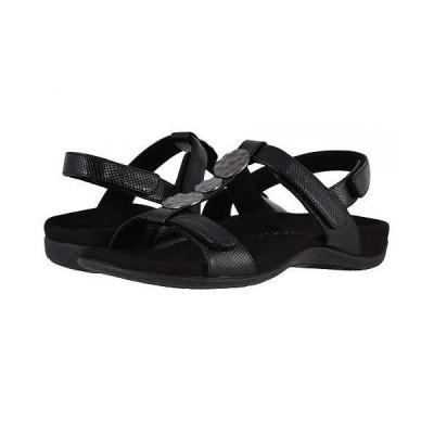 VIONIC バイオニック レディース 女性用 シューズ 靴 ヒール Farra Lizard - Black
