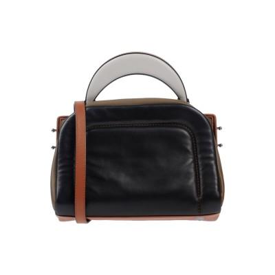 マルニ MARNI メッセンジャーバッグ ブラック 羊革(ラムスキン) メッセンジャーバッグ