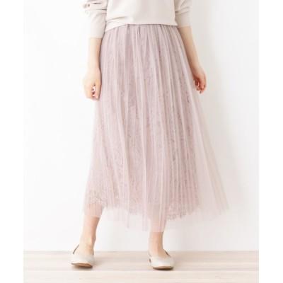 grove / チュール&レーススカートセット WOMEN スカート > スカート