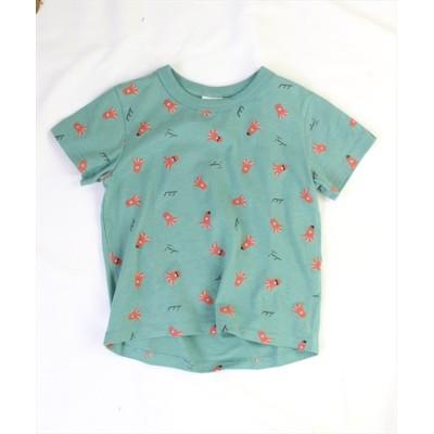 【Si・Shu・Non】 タコTシャツ SKAPE SKAPE男児 (Tシャツ・カットソー)Kids' T-shirts