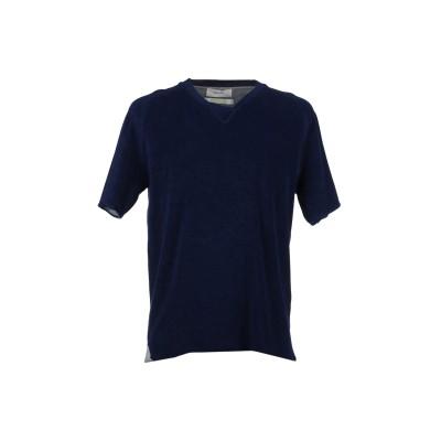 マウロ グリフォーニ MAURO GRIFONI スウェットシャツ ブルー XL コットン 100% スウェットシャツ