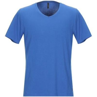 SSEINSE T シャツ ブライトブルー S コットン 92% / ポリウレタン 8% T シャツ
