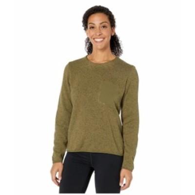 アークテリクス レディース ニット・セーター アウター Covert Sweater Arbour Heather