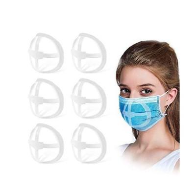 3Dブラケット、インナーサポートブラケット、鼻クッション、メイクキープフレーム、口紅の保護、通気空間を