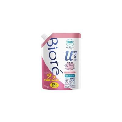 ビオレu ザボディ液体 ブリリアントブーケ 替 750ml