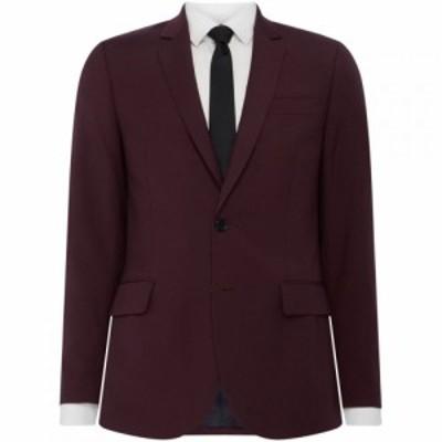 ポールスミス Paul Smith メンズ スーツ・ジャケット アウター Wool Suit Jacket Damson