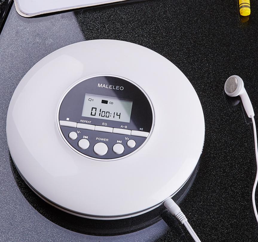 現貨cd機   便攜式英語復讀機  mp3播放器   光盤隨身聽  創時代3c