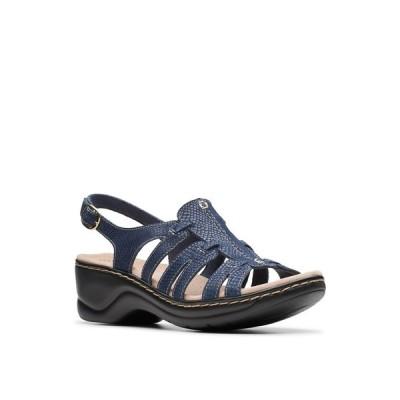 クラークス サンダル シューズ レディース Collection Women's Lexi Marigold Q Sandals Blue